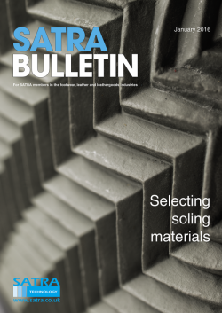 January 2016 cover image