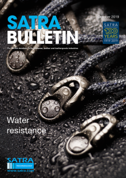 October 2019 cover image
