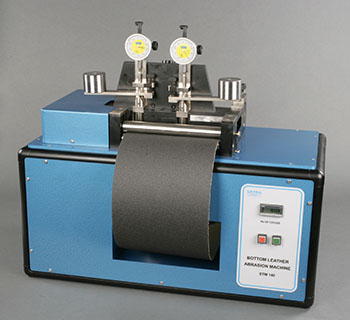 STM 140 Leather soling abrasion machine image